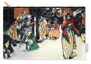 Carol Singers Carry-all Pouch