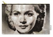 Carole Landis, Vintage Actress Carry-all Pouch