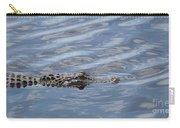 Carolina Beach Marina Alligator Carry-all Pouch