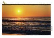 Carolina Beach Sunrise Carry-all Pouch