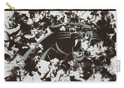 Carolina Panthers 1a Carry-all Pouch