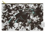 Carolina Panthers 1b Carry-all Pouch