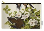 Carolina Turtledove Carry-all Pouch by John James Audubon
