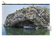 Caroline Cave And Maltese Traditional Boat Carry-all Pouch