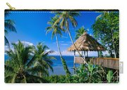 Caroline Islands, Pohnpei Carry-all Pouch
