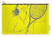 Caroline Wozniacki Carry-all Pouch