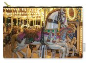 Carosel Horse Carry-all Pouch