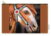 Carousal Horse Carry-all Pouch