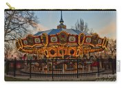 Carousel At Dusk Carry-all Pouch