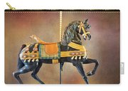 Carousel Black Stallion Body Carry-all Pouch
