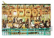 Carousel - Como Zoo, St. Paul, Minnesota Carry-all Pouch