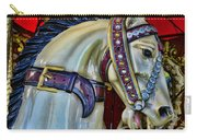Carousel Horse - 7 Carry-all Pouch
