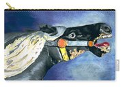 Carousel Horse 2 Carry-all Pouch