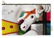 Carousel Horse 3 Carry-all Pouch