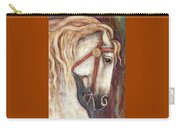 Carousel Horse Painting Carry-all Pouch