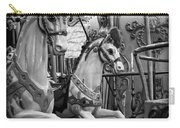Carousel Horses No. 1 Carry-all Pouch