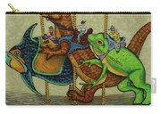 Carousel Kids 3 Carry-all Pouch
