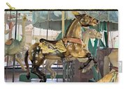 Carousel Mule Carry-all Pouch