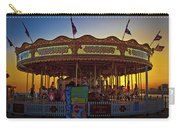 Carousel Sunset Carry-all Pouch