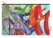 Carpe Diem Carry-all Pouch by Helmut Rottler