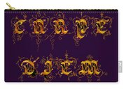 Carpediem Redgold Carry-all Pouch