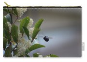 Carpenter Bee In Flight Carry-all Pouch