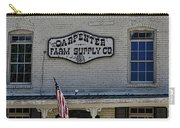 Carpenter Farm Supply Co Sign Carry-all Pouch