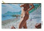Carpenteria Nude Beach Carry-all Pouch