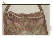 Carpet Bag Carry-all Pouch