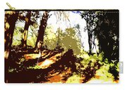 Carpet Of Autumn Leaves Carry-all Pouch by Patrick J Murphy