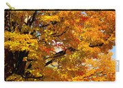 Carpet Of Leaves Carry-all Pouch