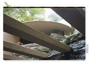 Carport Fallingwater Frank Lloyd Wright Architect  Carry-all Pouch