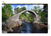 Carr Bridge Scotland Carry-all Pouch