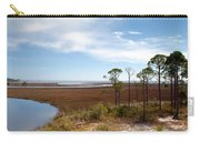 Carrabelle Salt Marshes Carry-all Pouch