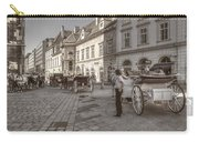 Carriages Back To Stephanplatz Carry-all Pouch