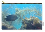 Carribean Sea Life Carry-all Pouch