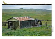 Carrizo Plain Ranch Carry-all Pouch