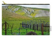 Carrizo Plain Ranch Wildflowers Carry-all Pouch