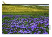 Carrizo Plain Wildflowers Carry-all Pouch