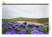 Carrizo Plains Phacelia Carry-all Pouch