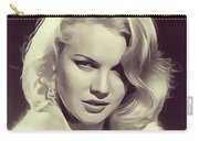Carrol Baker, Vintage Actress Carry-all Pouch