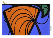 Carrot And Stick Carry-all Pouch
