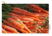 Carrot Bounty Carry-all Pouch