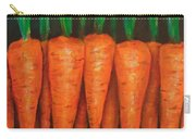 Carrots Carry-all Pouch