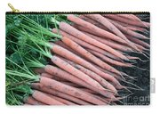 Carrots, Harvest Carry-all Pouch