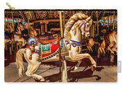 Carrousel Horse Ride Carry-all Pouch