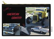 Cars From American Graffiti Carry-all Pouch