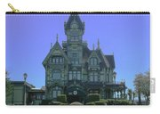 Carson Mansion Carry-all Pouch