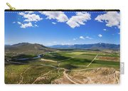 Carson Valley Panorama Carry-all Pouch
