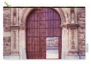 Carthusian Monastery Granada Carry-all Pouch